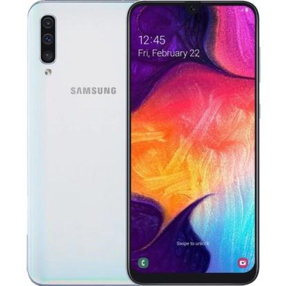 Samsung Galaxy A50 2019 SM-A505F 4/64GB White (SM-A505FZWU) (12 мес. гарантия)