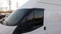 Дефлекторы окон (ветровики) FORD Transit Bus 2000-2005; 2006