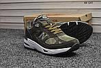Чоловічі кросівки New Balance 991 (зелені), фото 2