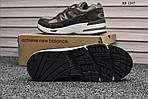 Чоловічі кросівки New Balance 991 (зелені), фото 3