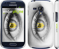 "Чехол на Samsung Galaxy S3 mini Глаз ""877c-31"""