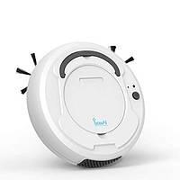 Робот пылесос Bowai Smart беспроводной (White)