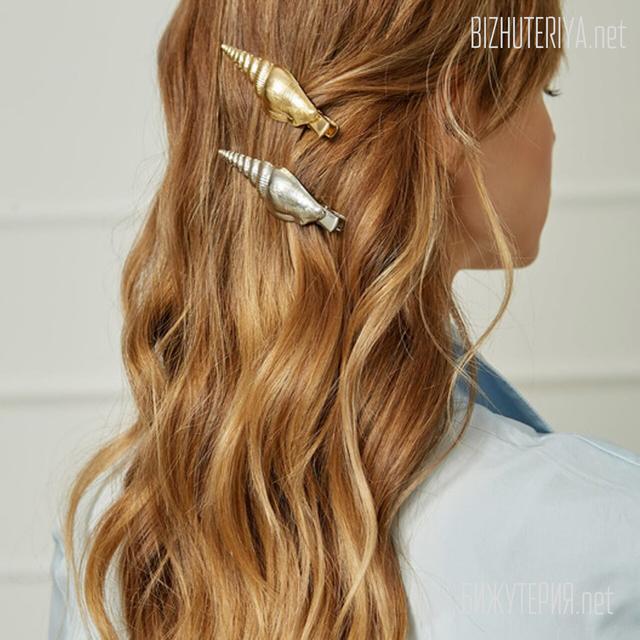 Заколки зажимы для волос