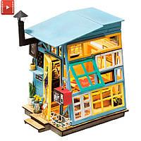 """Набор для творчества Мини-интерьерная модель ручной работы """"Деревянный дом"""" Robotime"""