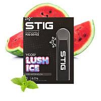 VGOD Stig Lush Ice Одноразовый стручок (.1 шт)   Оригинал
