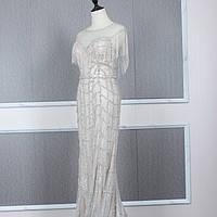 Розкішна весільна сукня колекція 2020. Вечерние свадебное платье рыбка ручная работа