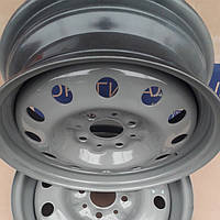 """Диск колеса ВАЗ 2108 13"""" серый  Ваз Оригинал"""