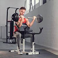 Скамья Скотта для упражнений на бицепс, фото 1