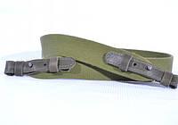 Ремінь для рушниці брезентовий 110см, фото 1