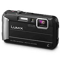 Цифровой фотоаппарат PANASONIC DMC-FT30EE-K Black (DMC-FT30EE-K)