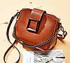 Женская сумка из натуральной кожи БраунФорм