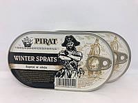 Шпроти Pirat в олії 170 г