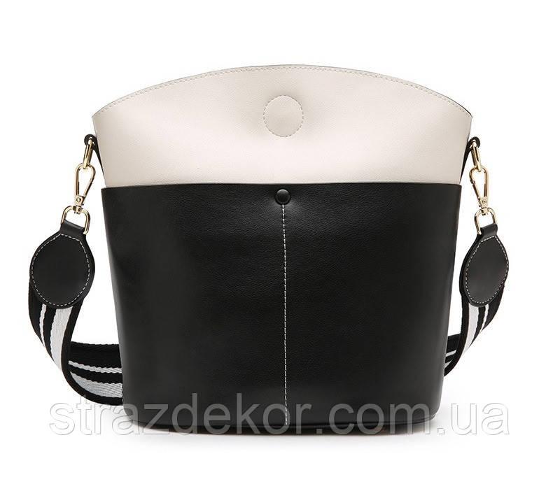 Женская сумка из натуральной кожи, фото 1