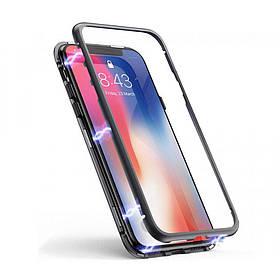 Магнитный чехол (Magnetic case) для Huawei P Smart Plus (2018) / Nova 3i