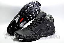 Ботинки мужские Ecco, Черные, фото 3