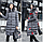 Женская зимняя двухсторонняя куртка.Арт.01441, фото 4