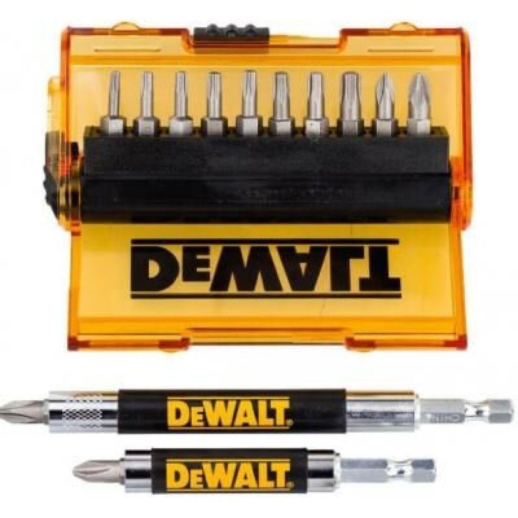 Набор бит DeWALT бит, магнит. держателей, 14 предм. (DT71570)