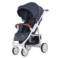 Детская прогулочная коляска CARRELLO Echo CRL-8508 Shadow Blue