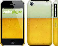 """Чехол на iPhone 3Gs Пиво """"1145c-34"""""""