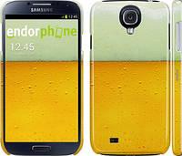 """Чехол на Samsung Galaxy S4 i9500 Пиво """"1145c-13"""""""