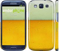"""Чехол на Samsung Galaxy S3 i9300 Пиво """"1145c-11"""""""