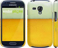 """Чехол на Samsung Galaxy S3 mini Пиво """"1145c-31"""""""
