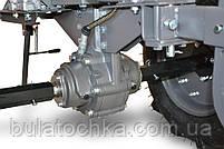 Мотоблок WEIMA DELUXE WM1100BE-6 КМ (дизель 9л.с.,КПП 4+2 скор., дифференциал, капот, фары, колеса 5,00-12), фото 9