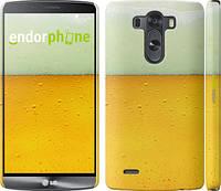 "Чехол на LG G3 D855 Пиво ""1145c-47"""