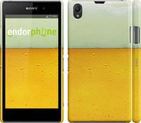 """Чехол на Sony Xperia Z1 C6902 Пиво """"1145c-38"""""""