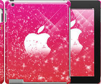 "Чехол на iPad 2/3/4 pink apple ""1620c-25"""