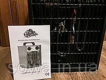 ✔️ Электрический обогреватель BLACK STORM RM 80402 - 5 KW | Електричний обігрівач, фото 2
