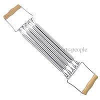 Еспандер пружинний, дерев'яні ручки, фото 1