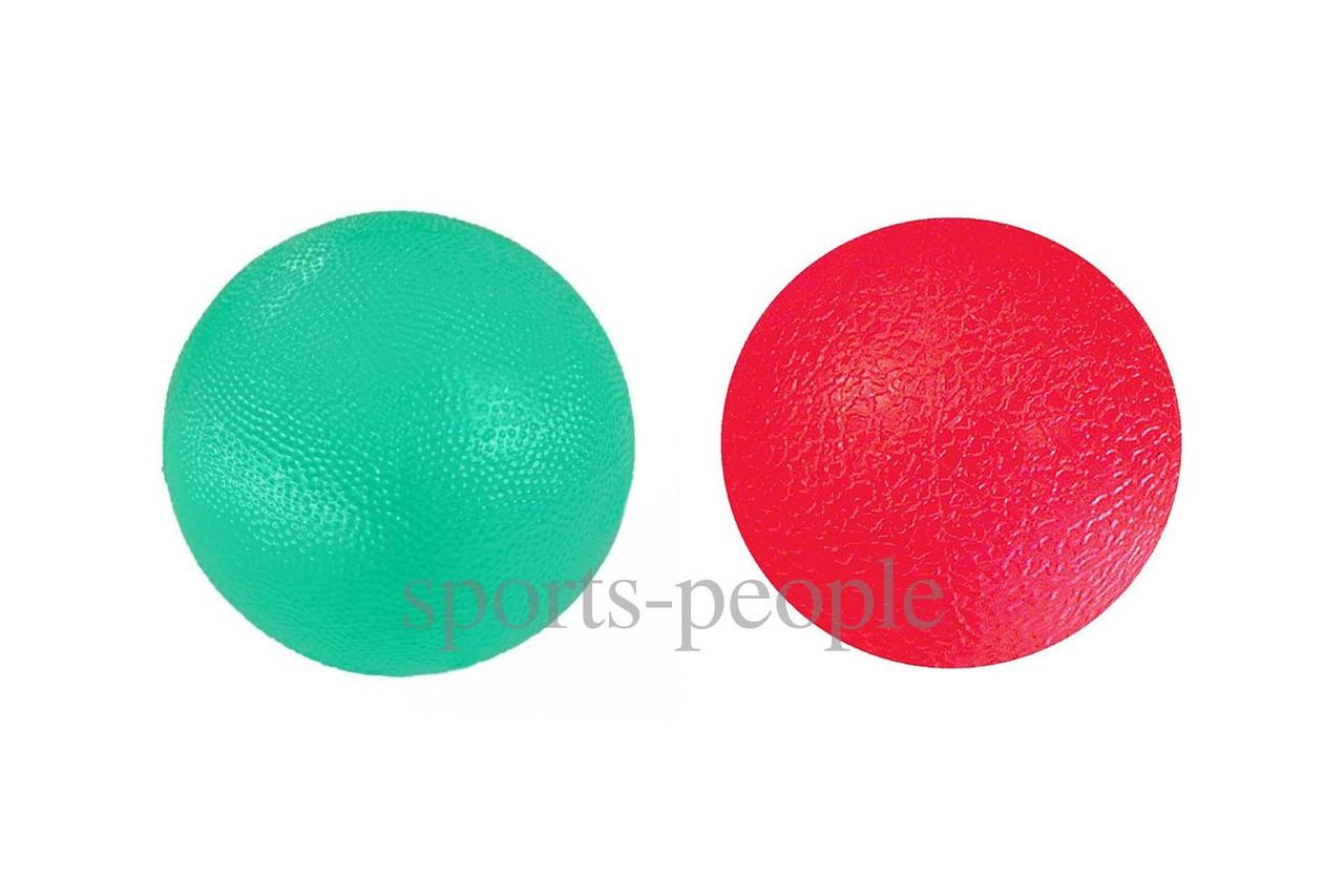 Эспандер-шарик, 50 мм, разн. цвета