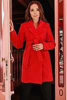Женское пальто из кашемира, фото 1