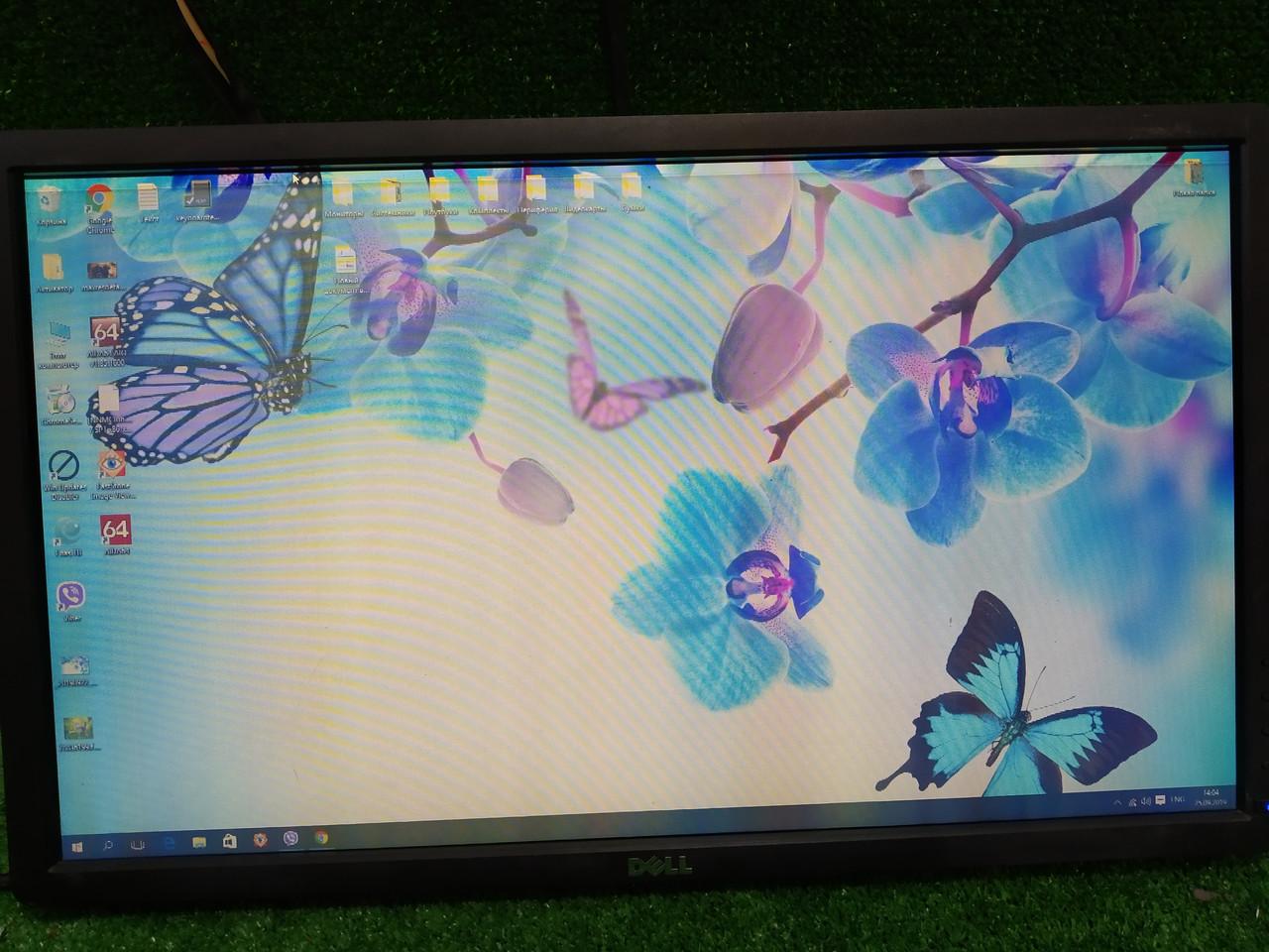 """IPS монитор 23"""" Dell u2312hmt с дефектами на экране, уценка"""
