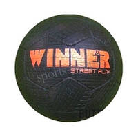 Мяч футбольный WINNER STREET PLAY №5, для улицы
