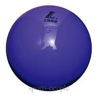 Мяч гимнастический Lanhua, лакированный, d=18 см, разн. цвета., фото 1