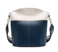 Женская сумка из натуральной кожи БлуДжинс С1860, фото 1