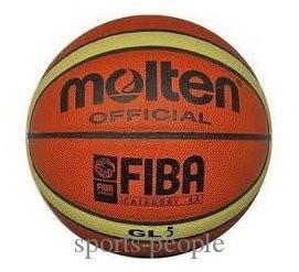 Мяч баскетбольный Molten GL5 №5