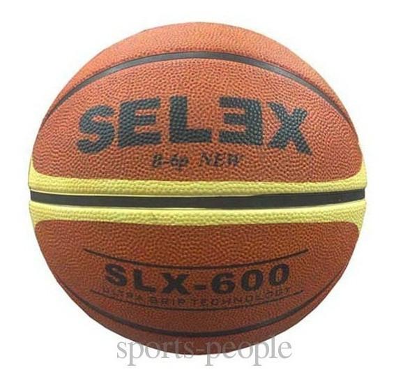 Мяч баскетбольный Selex №6