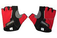 Перчатки спортивные б/п Tiercel, размеры S, M, L, XL, разн. цвета., фото 1