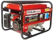 Электрогенераторы Glendale серии GP бензиновые 0.8-6кВт