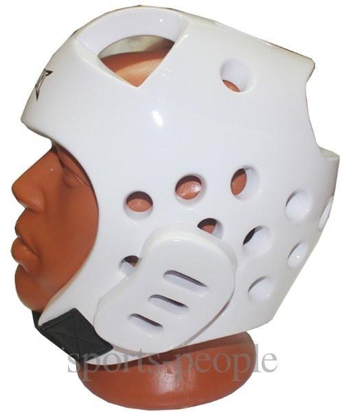 Шлем для тхэквондо, пенопоролон, S, M, L, XL, разн. цвета.
