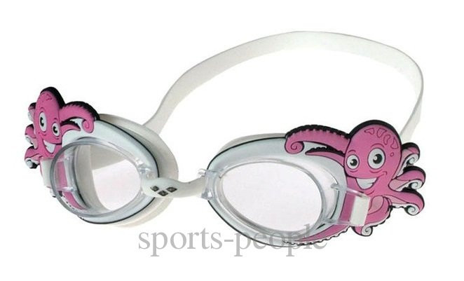 Очки для плавания Arena Bubble JR, детские, разн. цвета