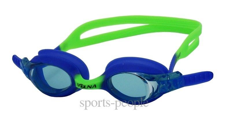 Очки для плавания Volna Melro JR, детские, разн. цвета