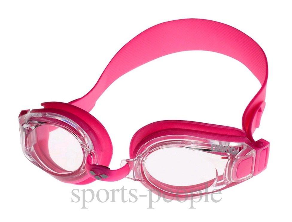 Очки для плавания Arena Multi JR 2, детские, разн. цвета
