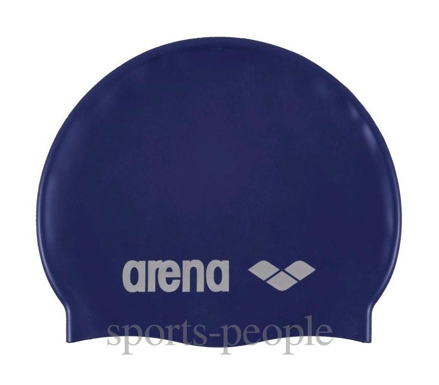 Шапочка для плавания Arena Moulded, силикон, разн. цвета