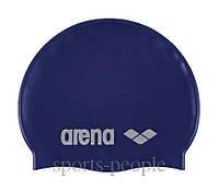 Шапочка для плавания Arena Moulded, силикон, разн. цвета, фото 1