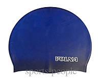 Шапочка для плавания Volna Classic, силикон, разн. цвета, фото 1