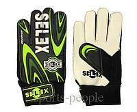 Перчатки вратарские Selex Atlanta, размеры: XS, S, L, XL, фото 1